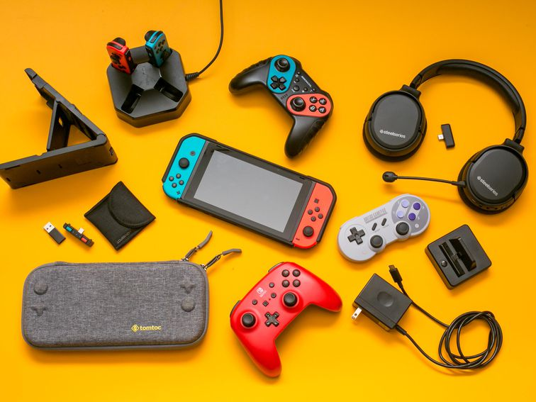 Best Nintendo Switch accessories in 2020