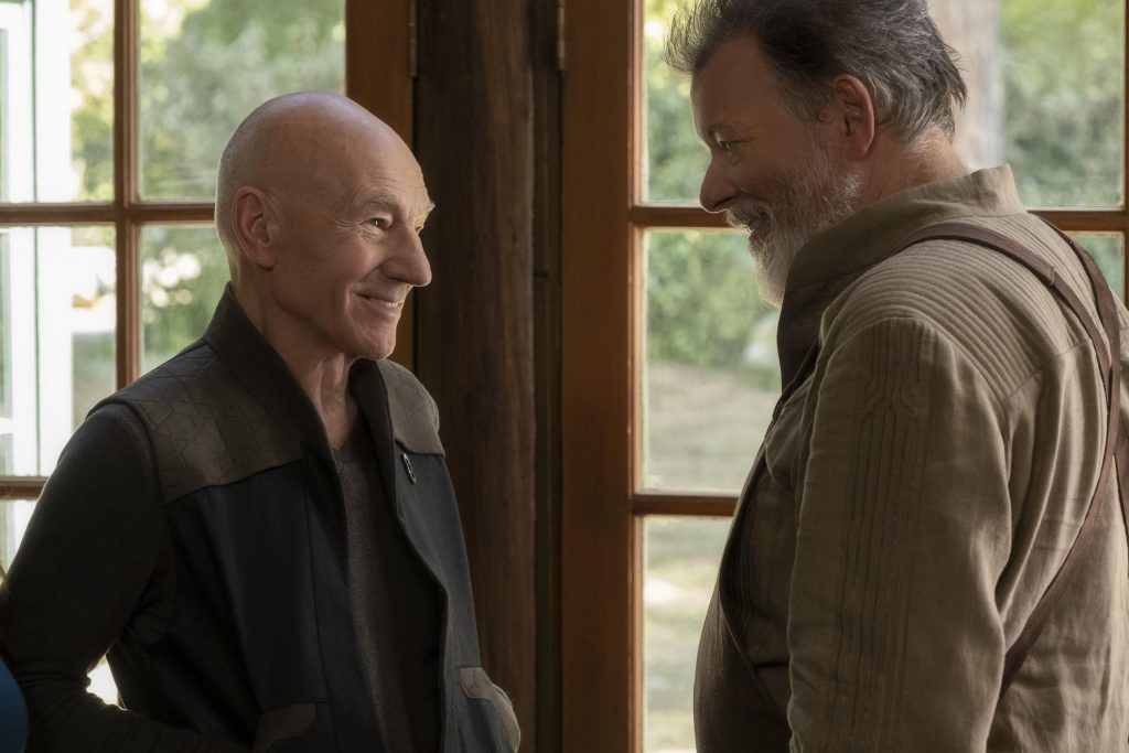 Engage! Star Trek: Picard renewed for season 2