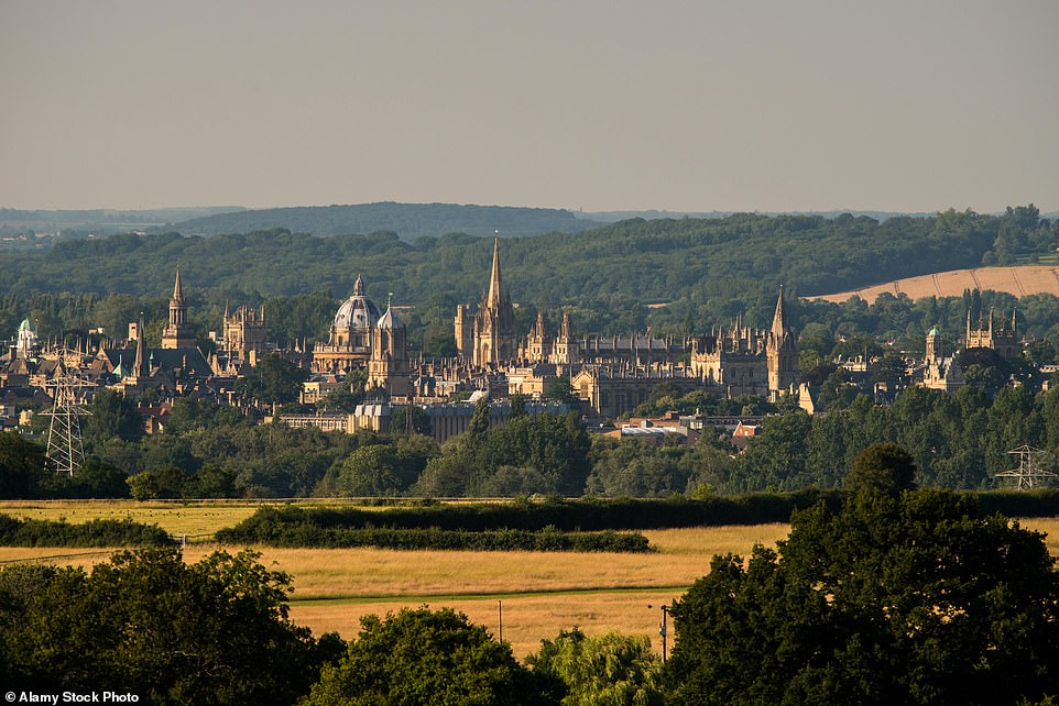 Revelling in the majesty of England's countryside on a walk between Oxford and Bath