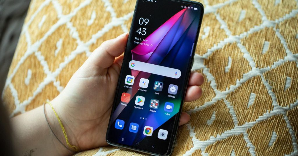 Oppo says new under-screen camera will make its way to flagship phones